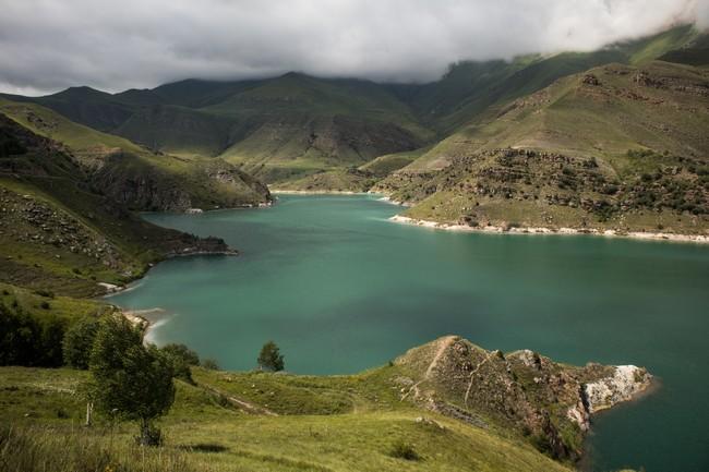 Озеро Кезенойам