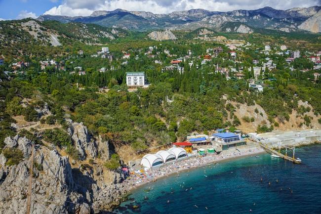 Симеиз Крым фото