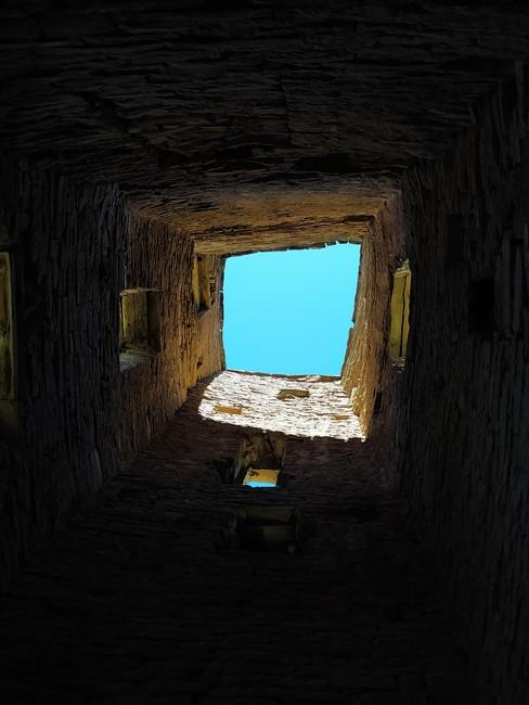 башня Гоор внутри