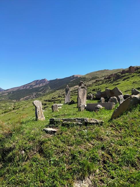 кладбище Гоор