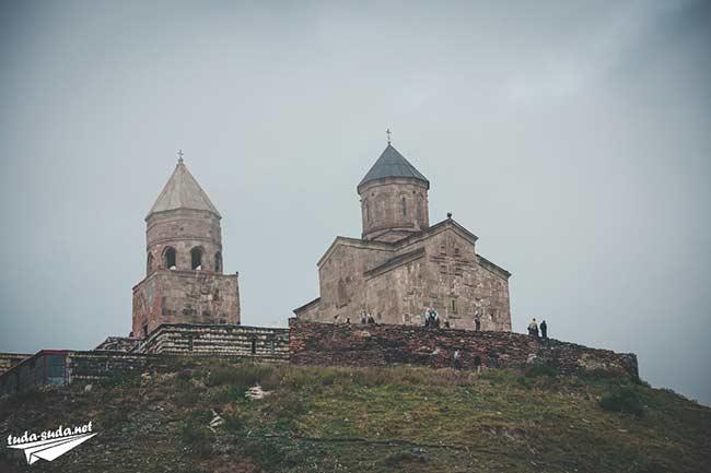 Монастырь Гергети