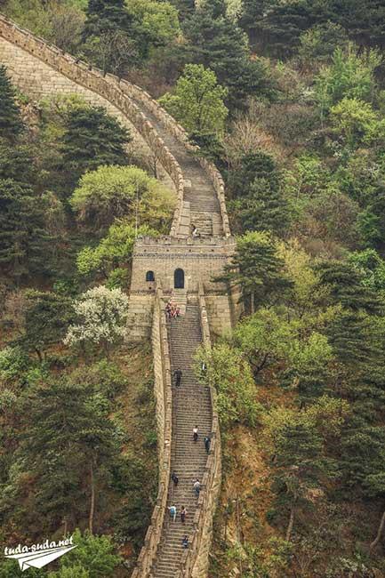 Стена Китай фото