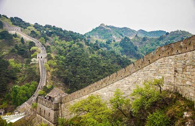 Великая китайская стена фото