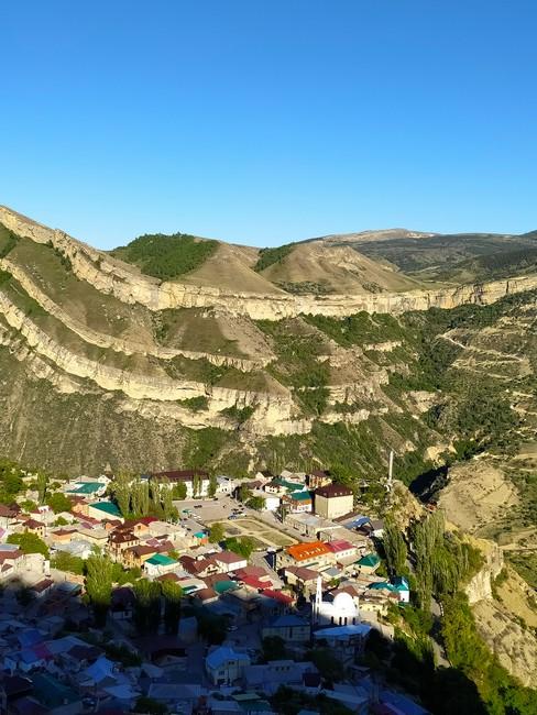 Гуниб Дагестан