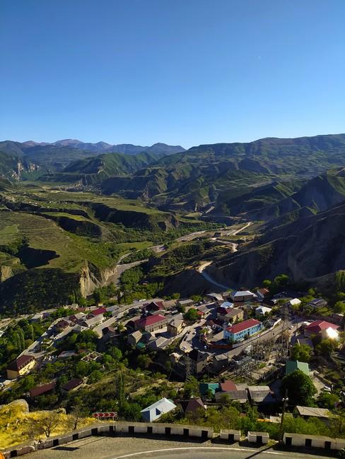 Гунибский район Дагестан