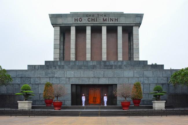 Мавзолей Хо Ши Мина Ханой