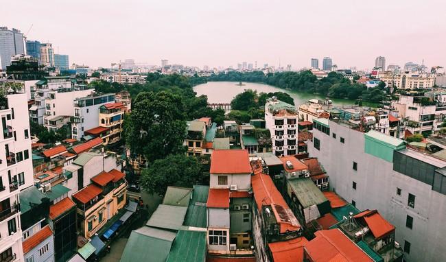 Ханой панорама