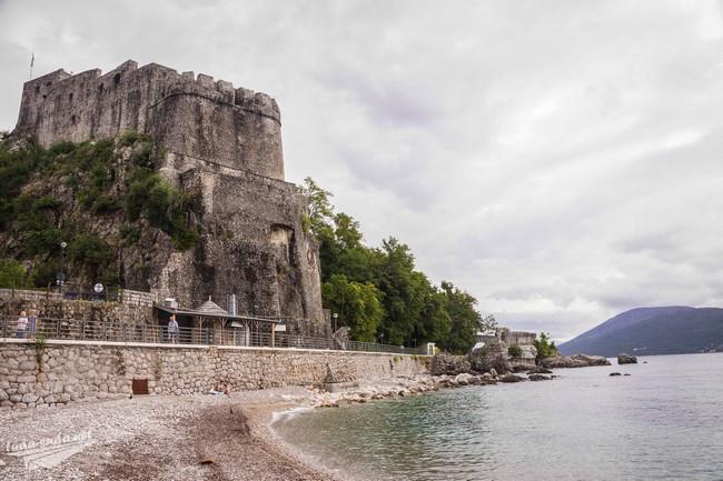 Крепость Форте-Маре Херцег-Нови