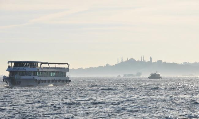 Пролив Босфор, Стамбул
