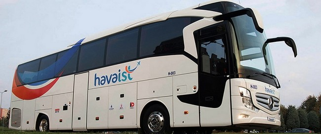 Havaist Bus Istanbul