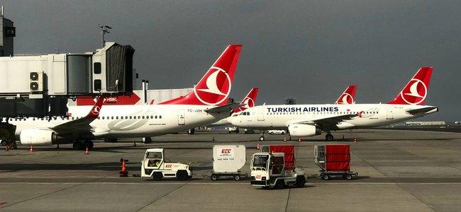 Как добраться из аэропорта в центр Стамбула