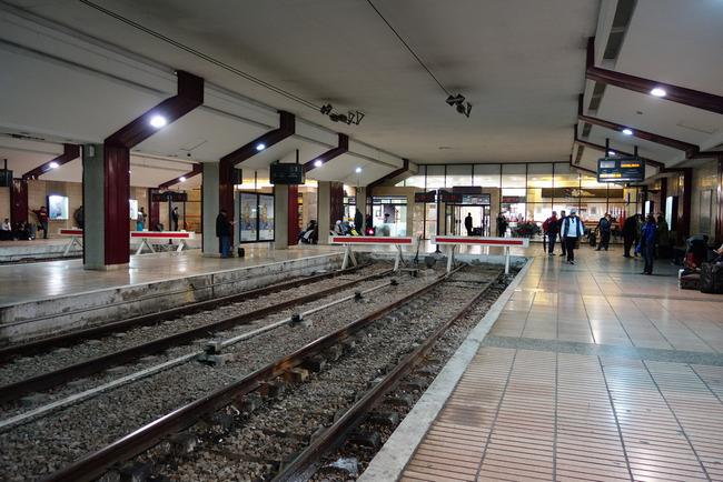 аэропорт Касабланки поезд
