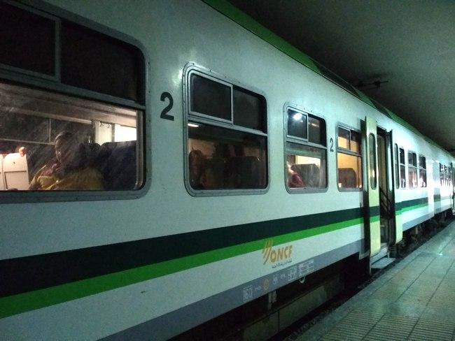Поезд аэропорт Касабланка центр