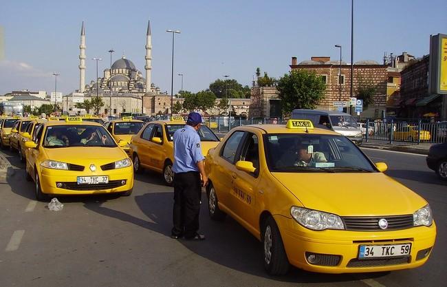 такси Стамбул
