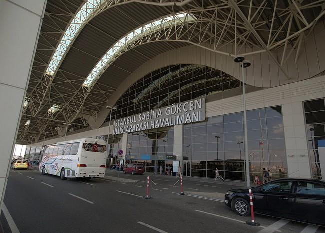 аэропорт Сабиха Стамбул