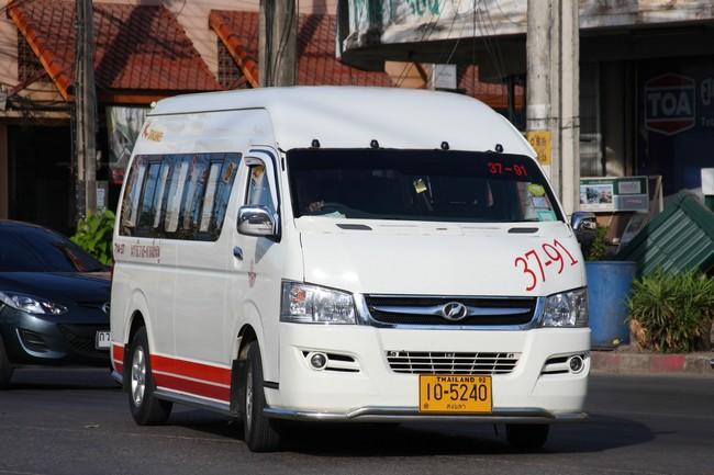 минибас таиланд фото