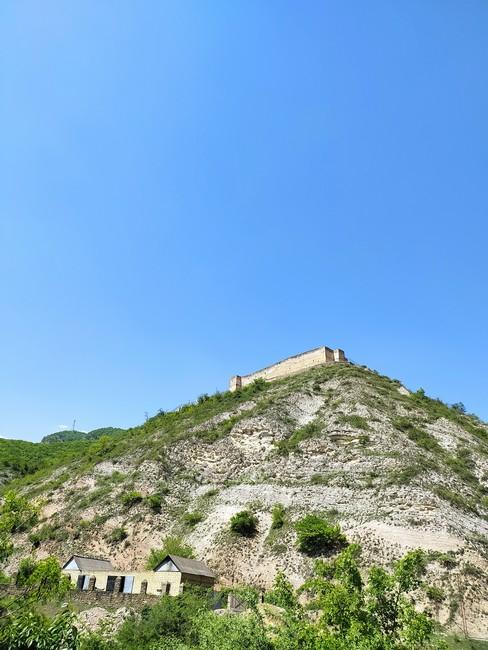 Хучнинская крепость