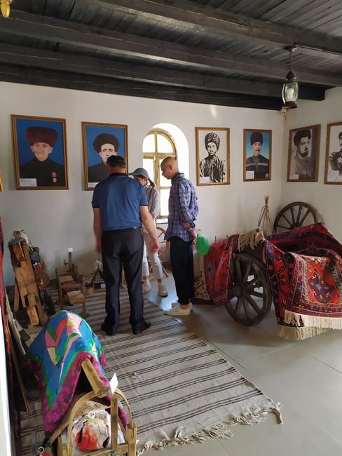 музей крепость Хучни