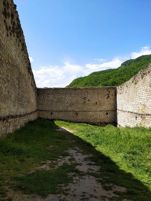 крепость Хучни