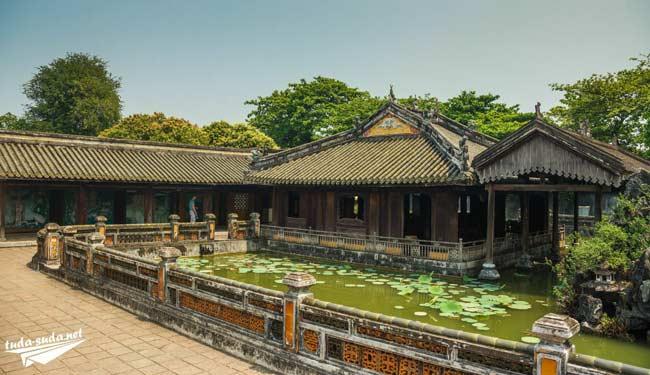 Старый город Хюэ