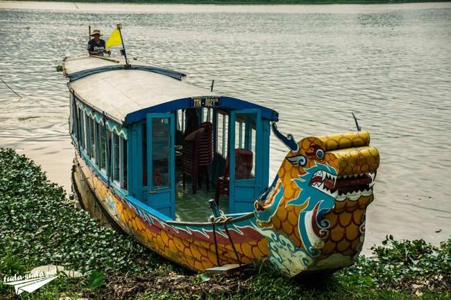 Вьетнамские лодки