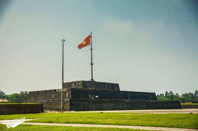 Крепость в Хюэ