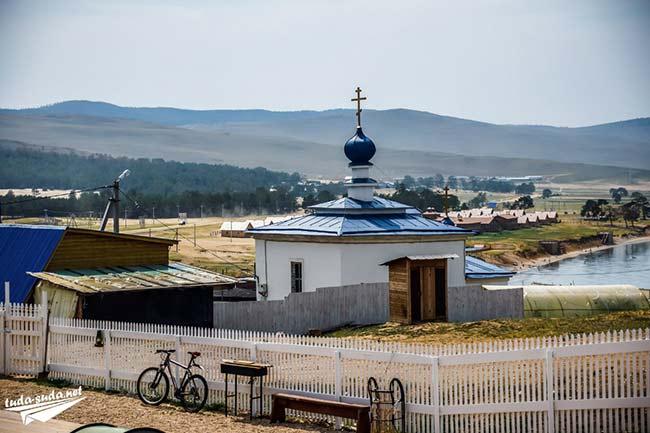 Церковь в Хужире