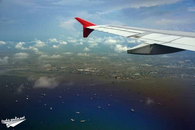 Самолеты в Индонезию