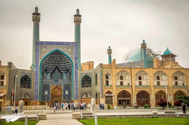 Мечеть Шаха в Исфахане