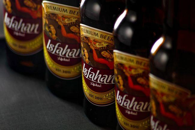 пиво Иран