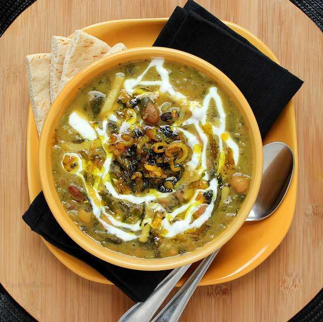иранский суп