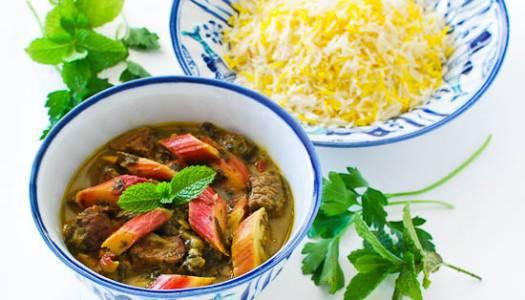 блюда иранской кухни