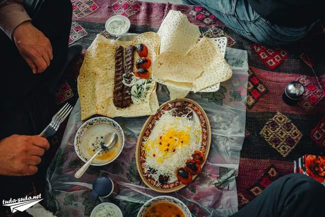 иран еда