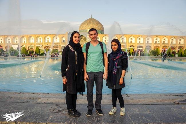 Исфахан фото