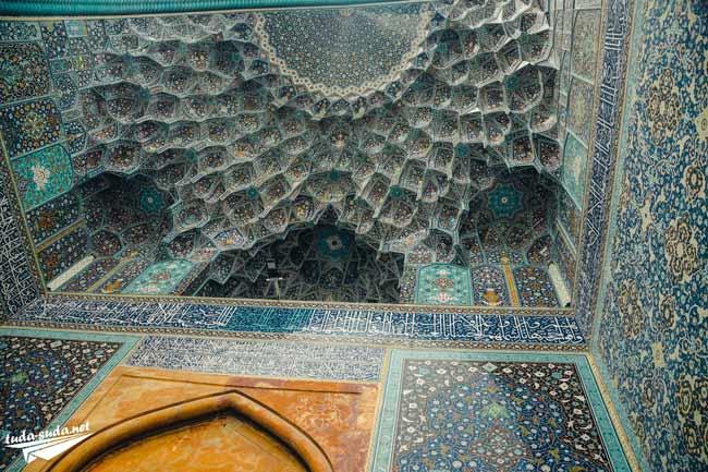Мечеть Шаха
