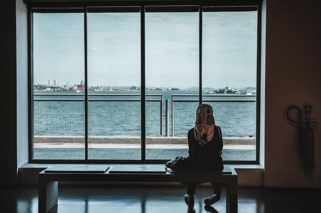 Istanbul sea ferry