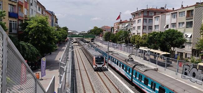 Мармарай Стамбул