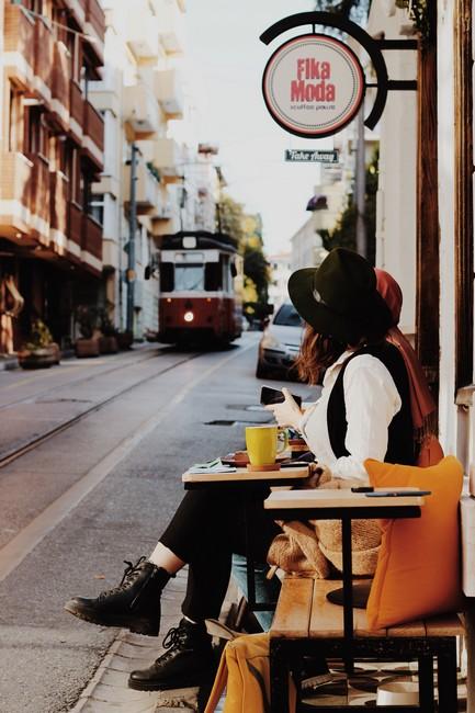 Трамвай Мода Стамбул