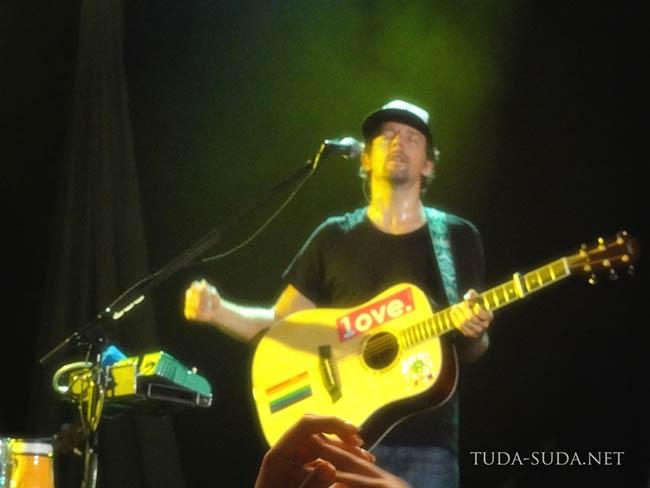 Jason Mraz last song