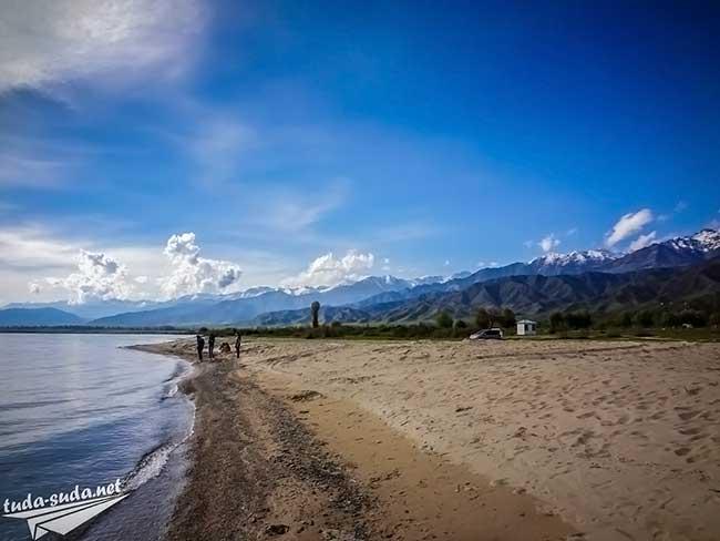 Северное побережье Иссык-Куль северное побережье