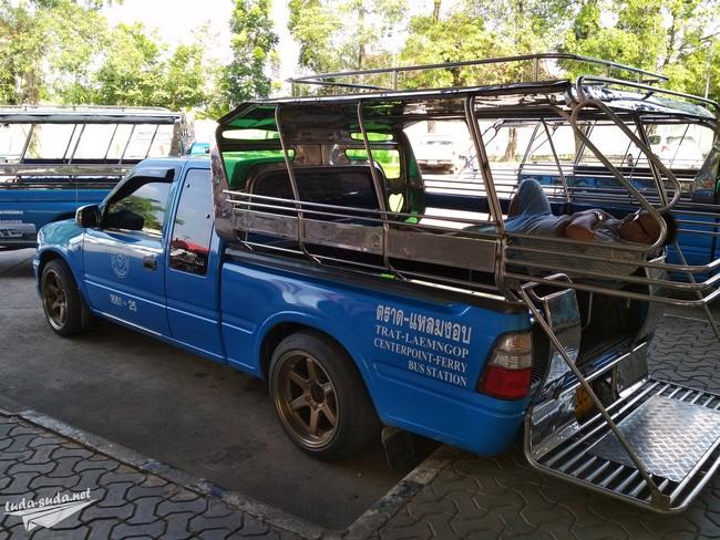 Как добраться из Бангкока на Ко Чанг