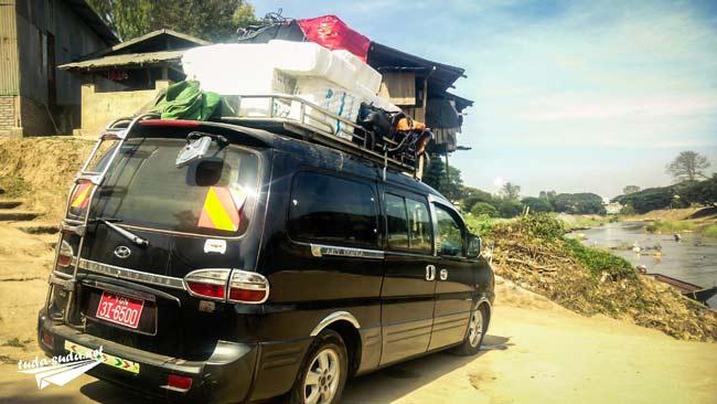 Как добраться в Мьянму?