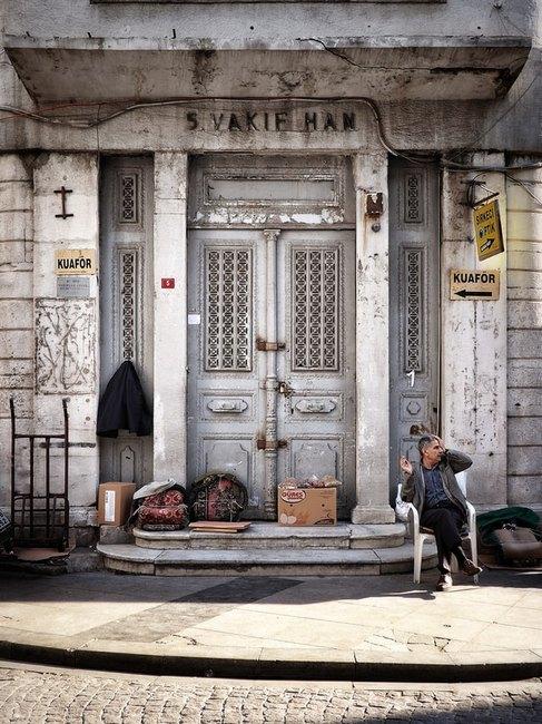 Стамбул улицы