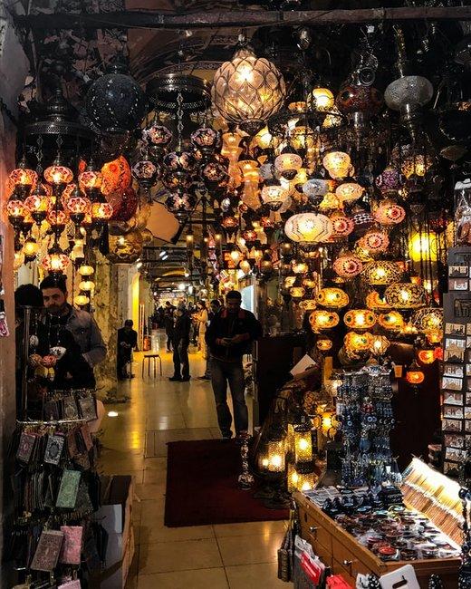 базар Стамбул