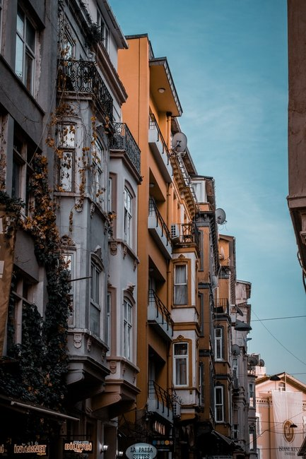 апартаменты в Стамбуле