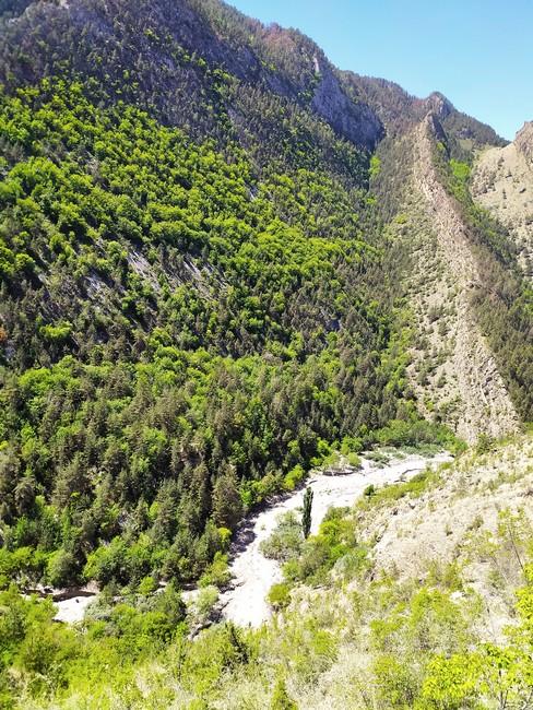 Карадахское ущелье Дагестан