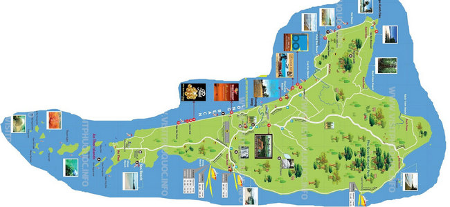 карта Фукуока