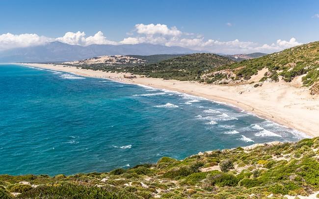 Пляж Патара Турция