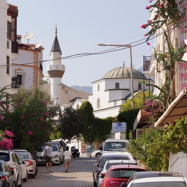 Город Каш Турция
