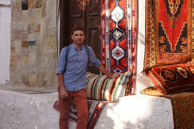 Магазин ковров Турция
